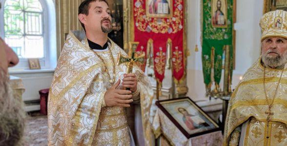 Престольный праздник в Свято-Ильинском храме г. Скадовска